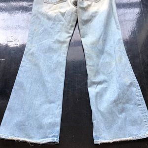 Lucky Brand Jeans - Lucky Brand Lil Maggie Jeans Distress Boot Cut 14